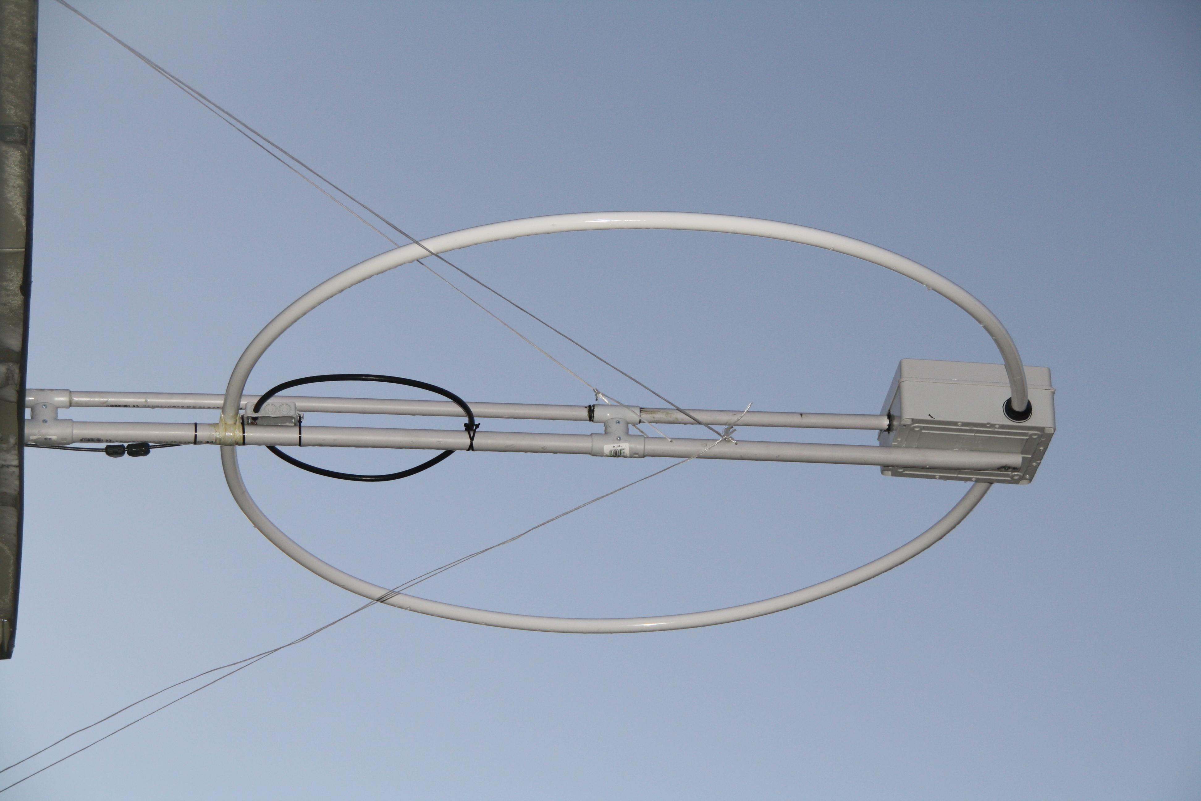 MagLoop 10 - 24 Mhz